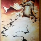 Wolverine Origin The Beast Within Marvel Comic Poster by Joe Quesada