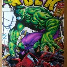 Rampaging Incredible Hulk Avengers Marvel Comics Poster by Joe Quesada