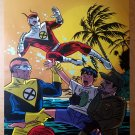 X-Statix X-Force by Mike Allred Marvel Comics  Poster