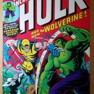 Wolverine Vs Incredible Hulk 181 Marvel Comics Poster by Herb Trimpe