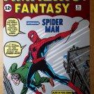 Spider-Man Amazing Fantasy 15 Marvel Comic Poster by Steve Ditko