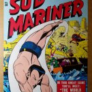 Avengers Namor Sub-Mariner 38 Marvel Comics Poster by Syd Shores
