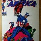 Captain America Bucky  111 Marvel Comics Poster by Jim Steranko