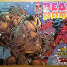 Deadpool 1 Merc with a Mouth Marvel Comic Poster by Ed McGuinnes