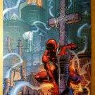 DareDevil 3 Cross Marvel Comics Poster by Joe Quesada