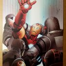 Iron Man Legacy Marvel Comics Poster by Salvador Larroca