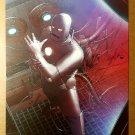 Iron Man Marvel Comic Poster by Salvador Larroca
