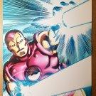 Iron Man Marvel Comics Poster by John Byrne Poster