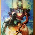 Iron Man The End Marvel Comics Poster by Sean Chen