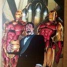 Iron Man Tony Stark Marvel Comics Poster by Bob Layton Variant