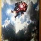 Iron Man War Machine Marvel Comics Poster by Salvador Larroca