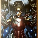 Avengers Iron Man Director of SHIELD Marvel Comic Poster by Adi Granov