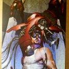 Iron Man Civil War Marvel Comics Poster by Adi Granov