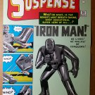 Iron Man Tales of Suspense 39 Marvel Comics Poster by Jack Kirby