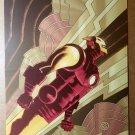 Iron Man Enter the Mandarin Marvel Comics Poster by Eric Canete