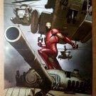 Iron Man Tank Extremis Execute Program Marvel Poster by Adi Granov