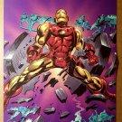 Essential Iron Marvel Comics Poster by Man Gene Colan