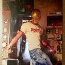 Invincible Iron Man Marvel Comics Poster by Gerald Parel