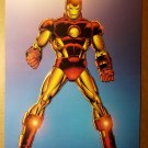 Iron Man Armor Stark Wars Marvel Comics Poster by Mark Bright