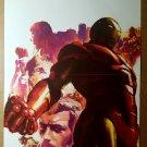 Iron Man Marvel Comics Poster by Gerald Parel