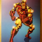 Iron Man Marvel Comics Poster by John Romita Jr