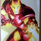 Iron Man Marvel Comics Poster by Michael Golden