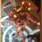 Iron Man Marvel Comics Poster by Salvador Larroca