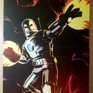 Iron Man Marvel Comics Poster by Tommy Lee Edwards