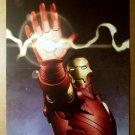 Iron Man Repulsor Beam Hand Blaster Marvel Comics Poster by Adi Granov