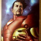 Iron Man Tony Stark Marvel Comics Poster by Adi Granov
