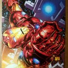 Invincible Iron Man 1 Marvel Comic Poster by Joe Quesada