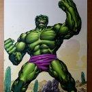 Incredible Hulk Marvel Comics Poster by John Byrne