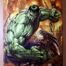 Incredible Hulk Marvel Monster Plant Hulk Marvel Comics Poster by Michael Turner