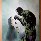 Incredible Hulk 82 Bruce Banner Betty Ross Marvel Comics Poster by Jae Lee