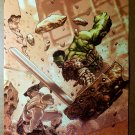 Incredible Hulk 95 Marvel Comics Poster by Ladronn