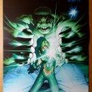 Incredible Hulk Marvel Comics Poster by Andy Kubert