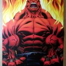 Red Hulk 1 Marvel Comics Poster by Ed McGuinness