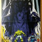 Incredible Hulk 381 Agamemnon Pantheon Marvel Comics Poster by Dale Keown