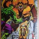 Incredible Hulk Ajax Marvel Comics Poster by Dale Keown