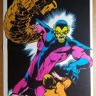 Skrull Bruce Banner Hulk Marvel Comics Poster by Dale Keown