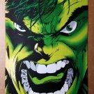 Incredible Hulk Anger Marvel Comics Mini Poster by Dale Keown