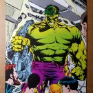 Incredible Hulk Large and in Charge Marvel Comics Mini Poster by Dale Keown