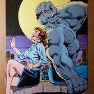 Incredible Hulk laughing Marvel Comics Mini Poster by Dale Keown