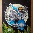 Incredible Hulk Marvel Comics Mini Poster by Todd McFarlane