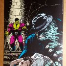 Incredible Hulk Sewer Villain Marvel Comics Mini Poster by Dale Keown