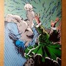 Incredible Hulk Train Marvel Comics Mini Poster by Sam Keith
