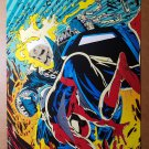Ghost Rider Spider-Man 7 Marvel Comics Poster by Todd McFarlane