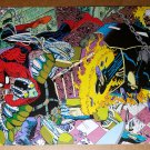 Ghost Rider Marvel Comics Poster by Erik Larsen