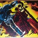 Ghost Rider Marvel Comics Poster by John Romita Jr