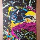 Ghost Rider Dr Strange Marvel Comics Mini Poster by Mike Golden